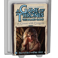 A Game of Thrones: The Board Game (Second Edition) - A Dance with Dragons Expansion