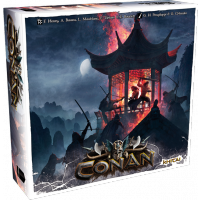 Conan: The Tower of Khitai