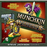Munchkin: Warhammer – Age of Sigmar