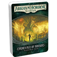 Arkham Horror: The Card Game – Carnevale of Horrors – Scenario Pack