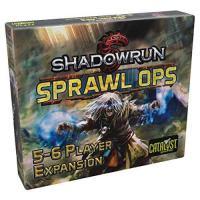Shadowrun: Sprawl Ops 5-6 Player Expansion