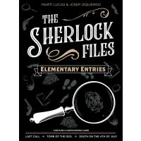 The Sherlock Files: Elementary Entries