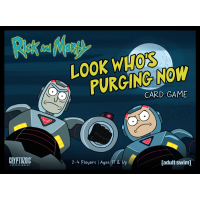 Rick and Morty: The Look Who's Purging Now Card Game