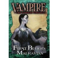 Vampire: The Eternal Struggle – First Blood: Malkavian