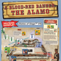 A Blood-Red Banner: The Alamo