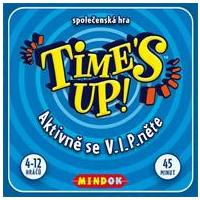 Time's Up!