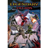 Legendary: Villains – Marvel Deck Building Game