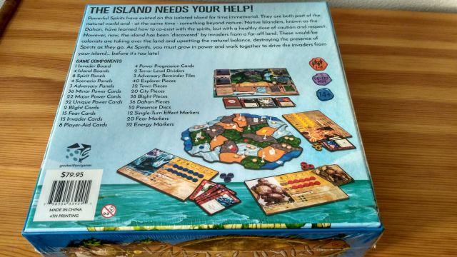 Spirit Island back M