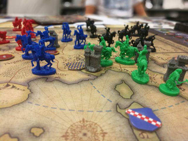Talian bráni svoje hrady